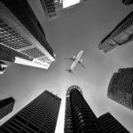 航空業界11社の過去10年間の売上を比較